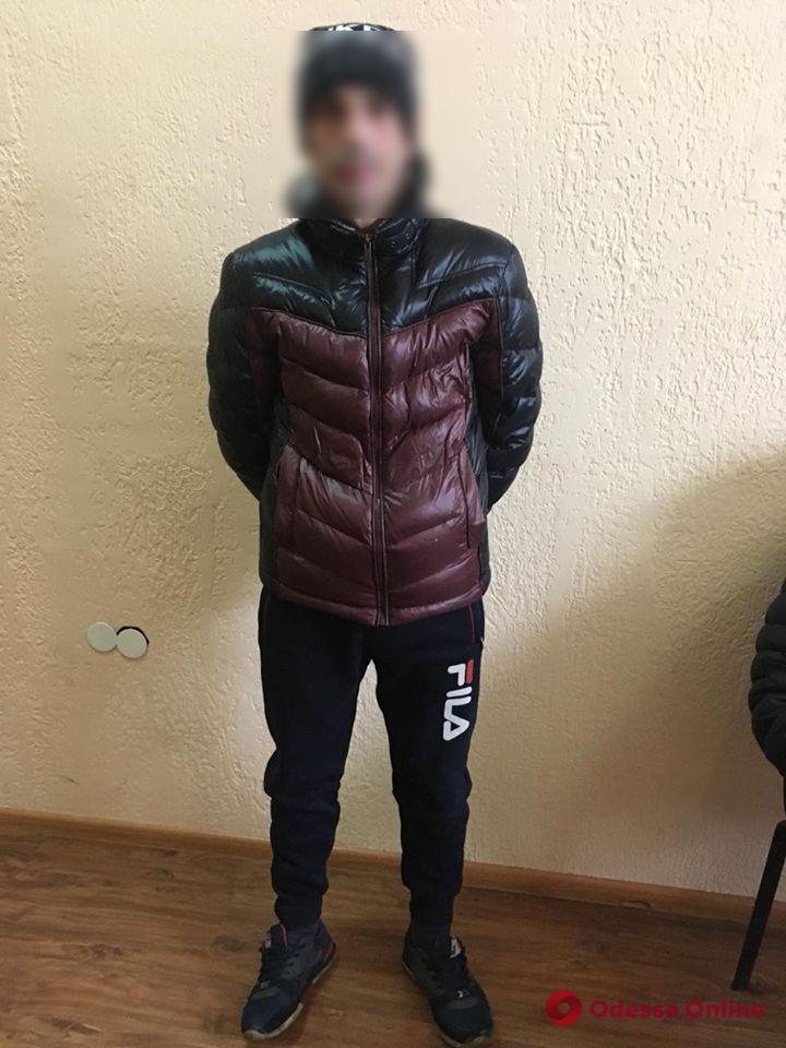 В Одессе поймали иностранных автоворов-рецидивистов
