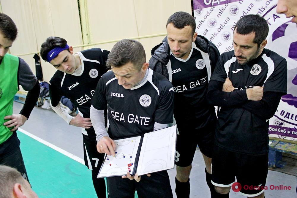 Футзал: одессит вошел в тренерский штаб национальной сборной Литвы