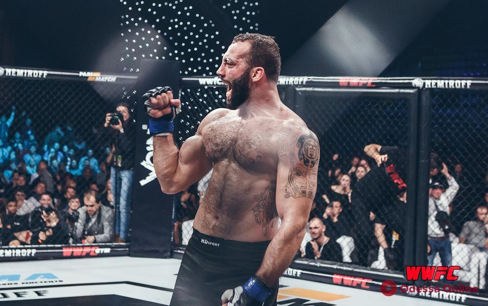 Боец из Одессы будет выступать в UFC