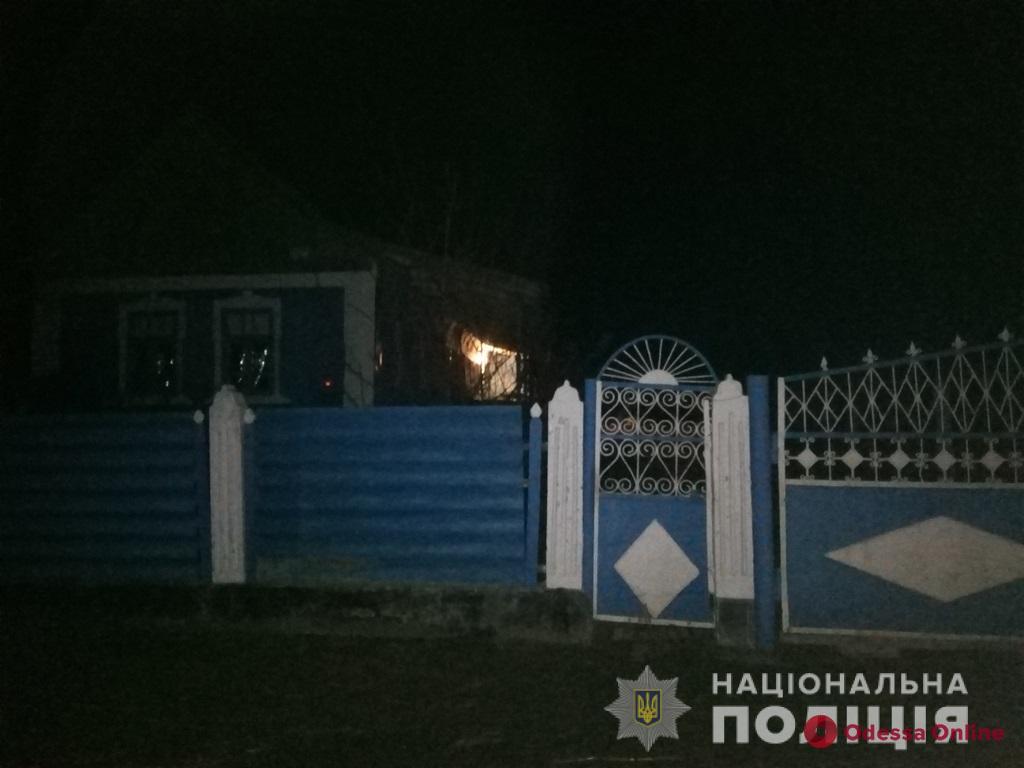Пьяный житель Одесской области избил односельчанина и отрезал ему ухо