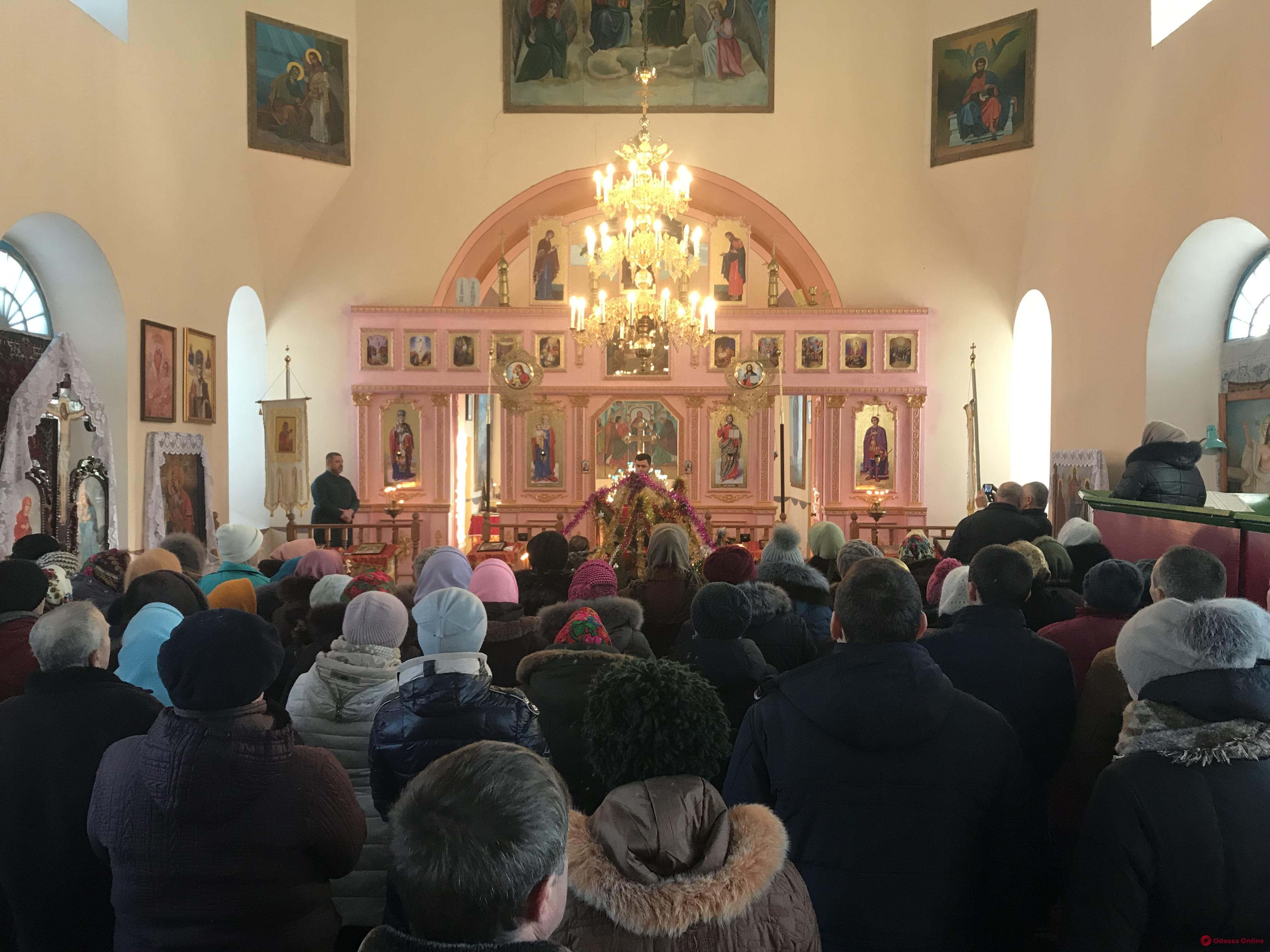 Приход в Одесской области борется за то, чтобы перейти в Православную церковь Украины