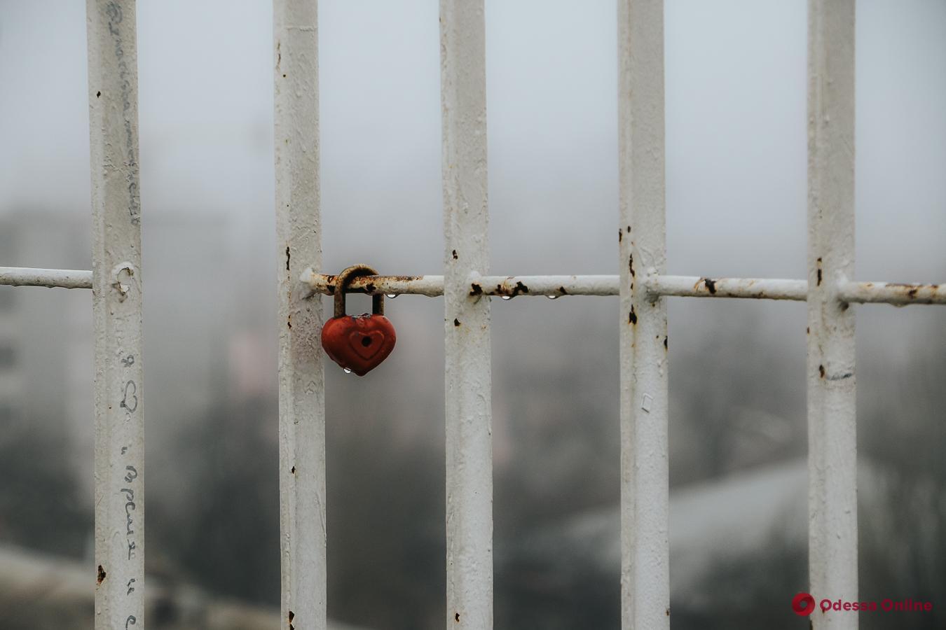 Завтра Одессу снова накроет туман