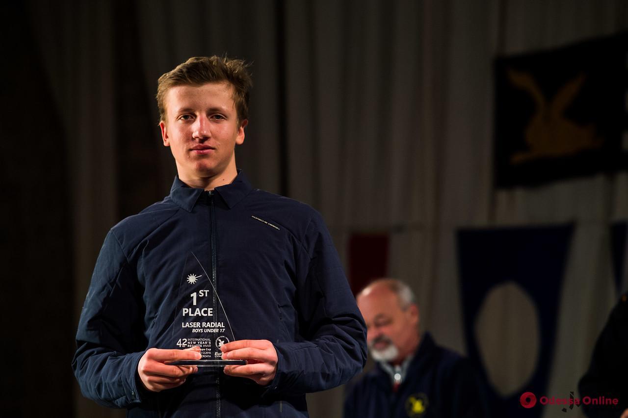 Одессит завоевал Кубок Европы по парусному спорту