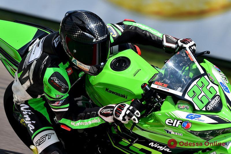 Юный одессит продолжит участие в чемпионате мира по кольцевым мотогонкам