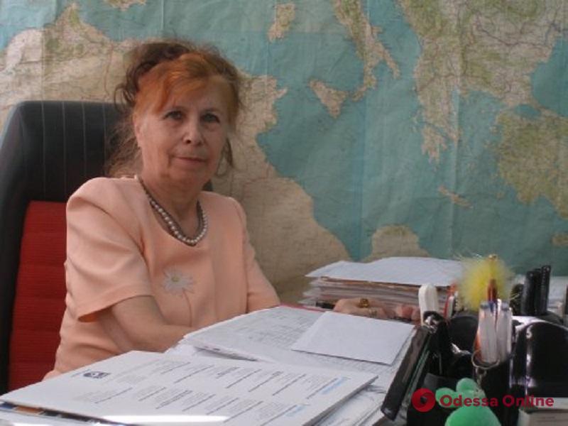 В Одессе ушла из жизни известный метеоролог
