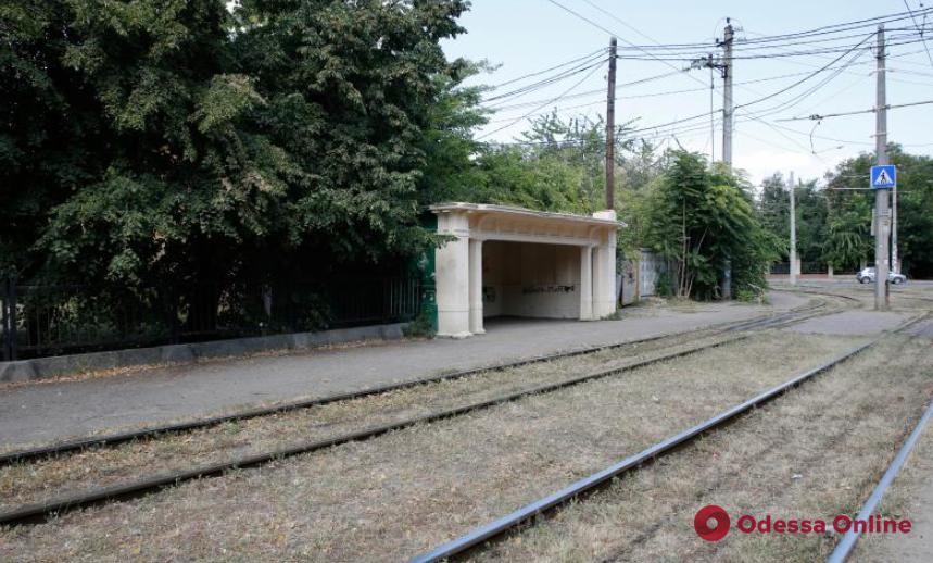 В Одессе займутся реставрацией старинных остановок (видео)