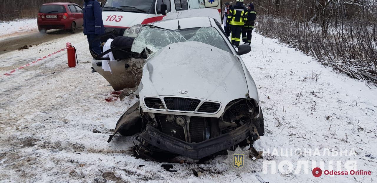 ДТП на трассе Одесса — Кучурганы: одна погибшая и пятеро пострадавших