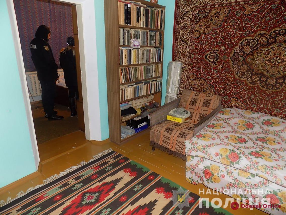 В Одесской области рецидивист ограбил 74-летнюю женщину