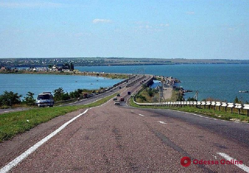 Одесса: проект дороги «Хаджибей—2» вернули на доработку