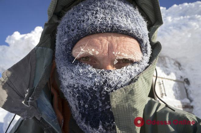 Двое жителей Одесской области замерзли насмерть