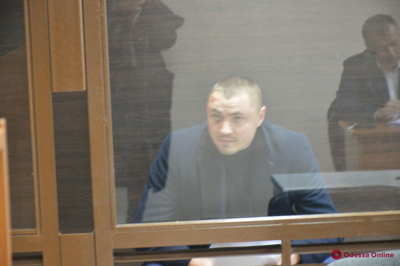 Пойманному на вымогательстве лидеру одесской общественной организации назначили залог в миллион гривен