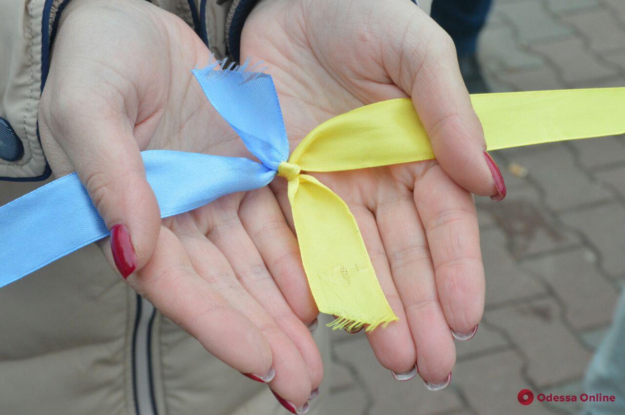«Свяжи оберег Украине»: Одесса присоединилась к Всеукраинскому флешмобу