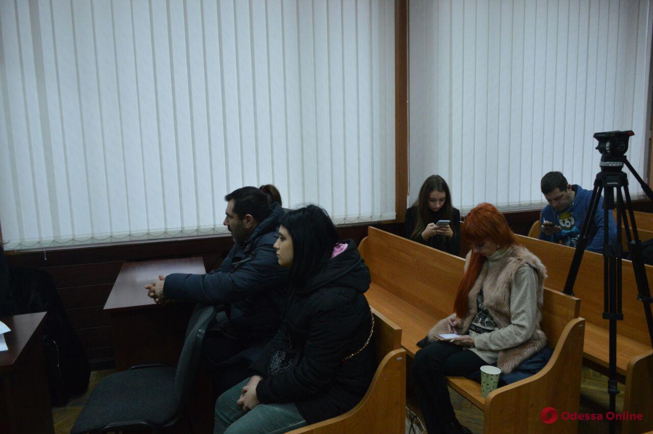Избиение одесской школьницы: подозреваемых отпустили под «честное слово»