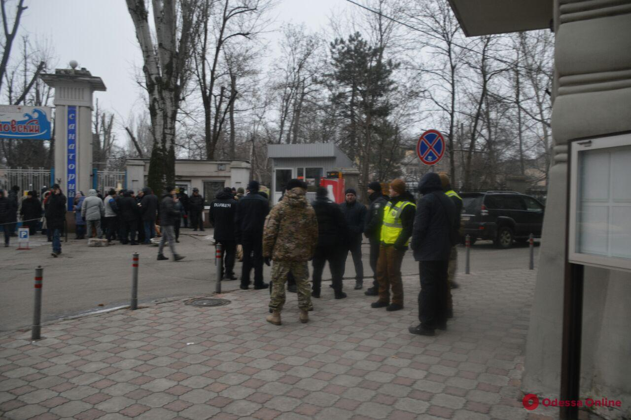 Санаторий «Лермонтовский» перекрыли – работает исполнительная служба