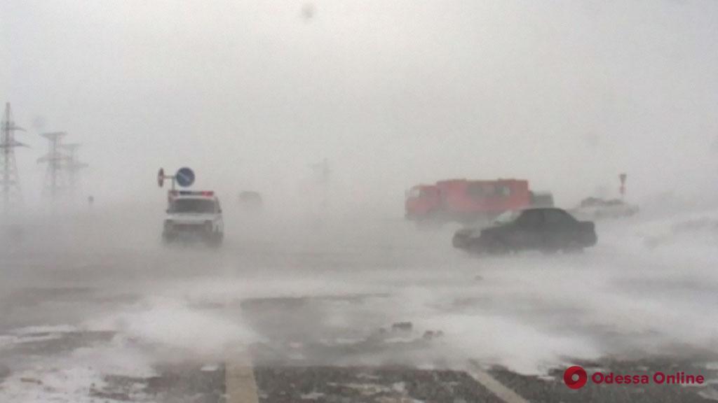 В Одесскую область вернулась «опасная» погода (обновлено)