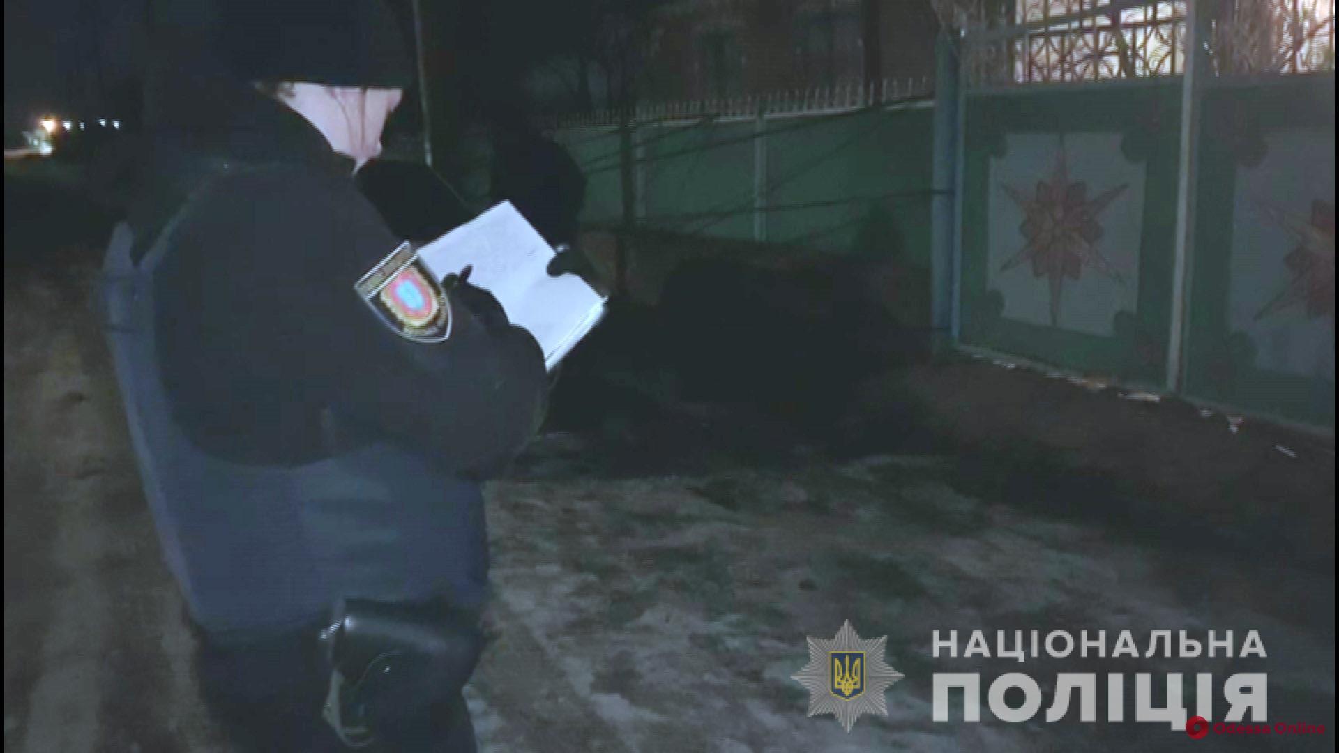 Житель Одесской области смертельно ранил односельчанина