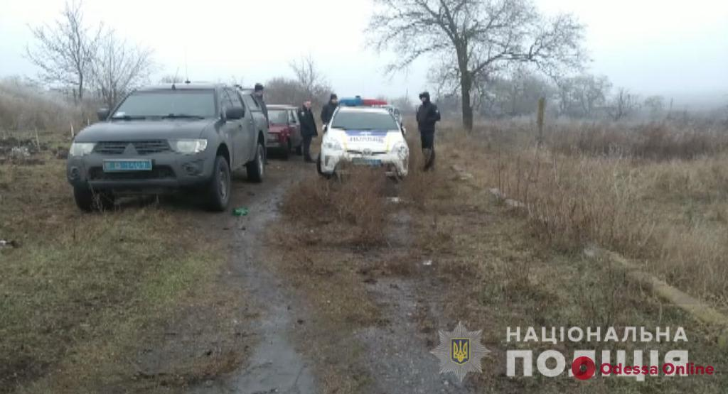 Под Одессой на заброшенной свиноферме найден скелет человека
