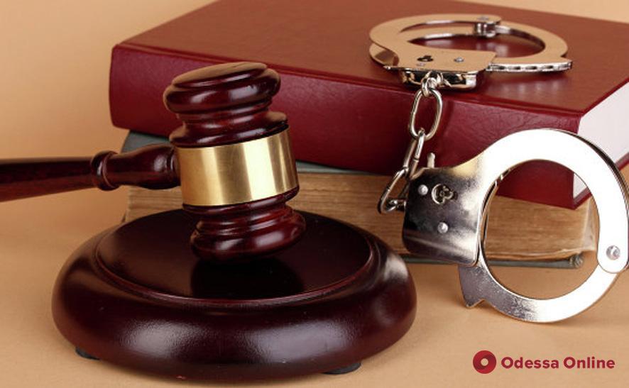 Одесский домушник получил тюремный срок