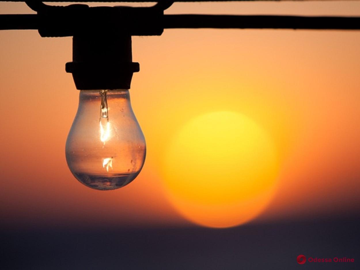 Ночью на Таирова и Черемушках отключат свет