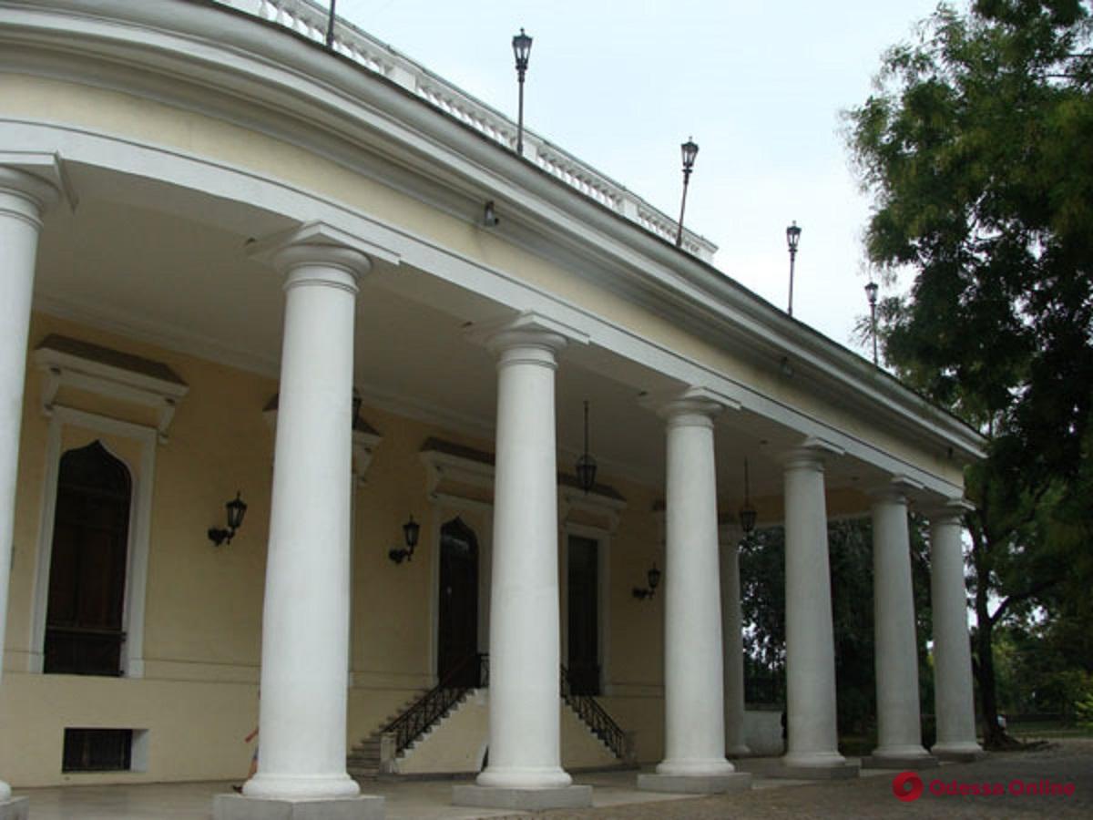 В мэрии обсудили проект комплексного восстановления Воронцовского дворца