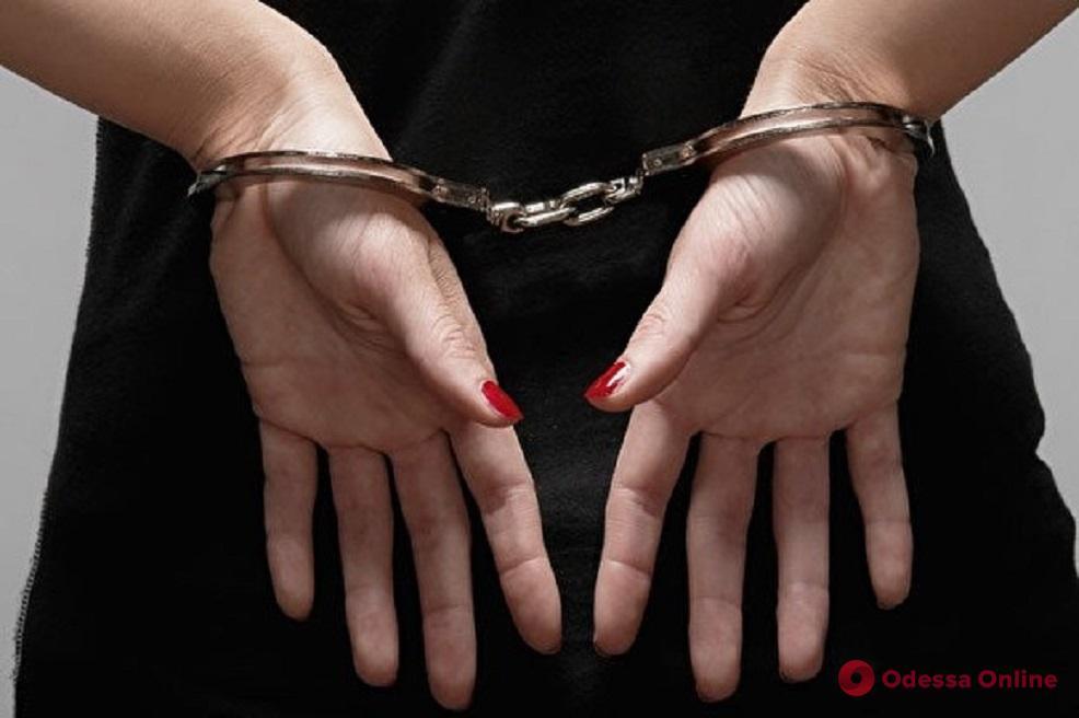 Одесский суд арестовал виновницу смертельного ДТП