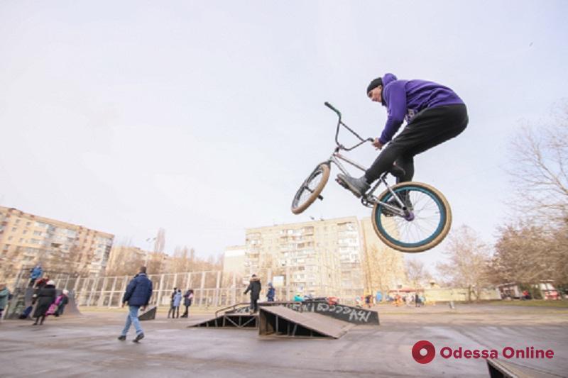 Одесса: на Крымском бульваре благоустроят ролледром