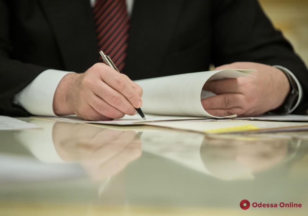 В Савранском районе назначили нового главу РГА