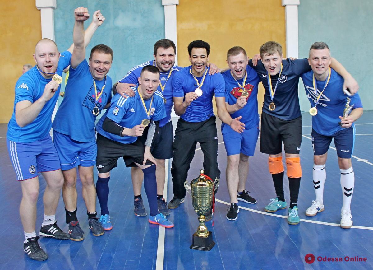 В Одессе прошел второй «чемпионат мира» по футзалу среди «свадебщиков»