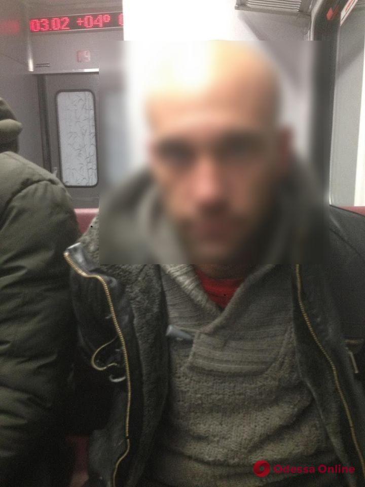 В Одесской области поймали двух разбойников