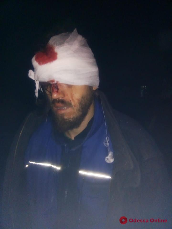Одесская область: убийца пытался скрыться от полиции верхом на коне (фото, обновлено)