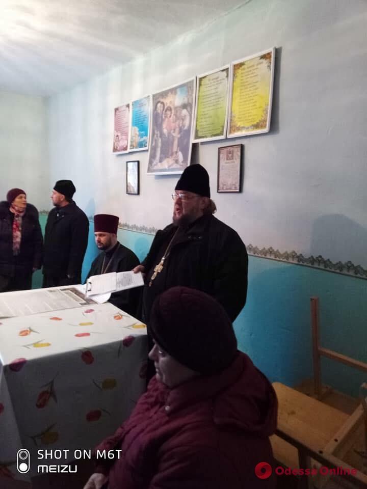 Одесская область: еще одна община перешла в Православную церковь Украины