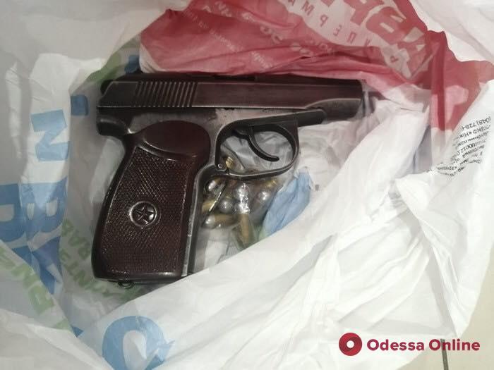 СБУ накрыла в Одессе банду торговцев оружием и боеприпасами
