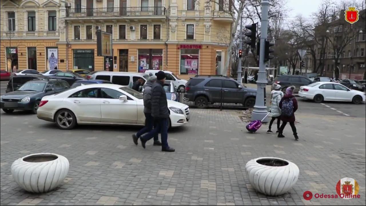 Одесских автохамов начнут штрафовать по-новому