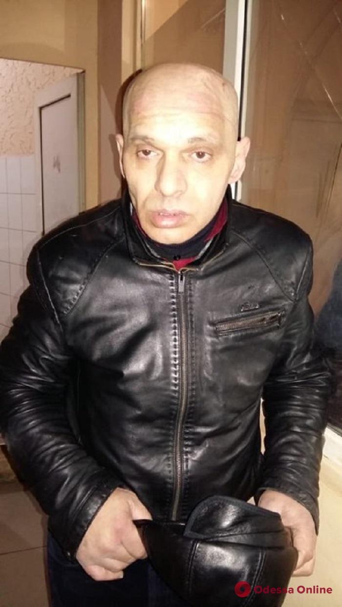 В Одессе попался на горячем мошенник