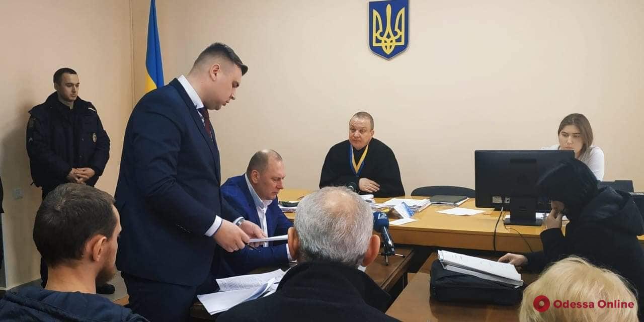 Одесса: виновника смертельного ДТП на Фонтане оставили под стражей