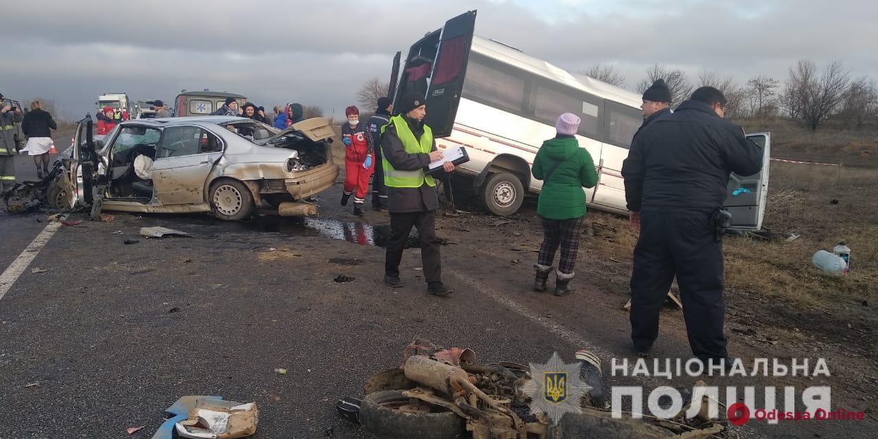 В больнице скончалась еще одна пострадавшая в ДТП на трассе Одесса—Измаил (обновлено)