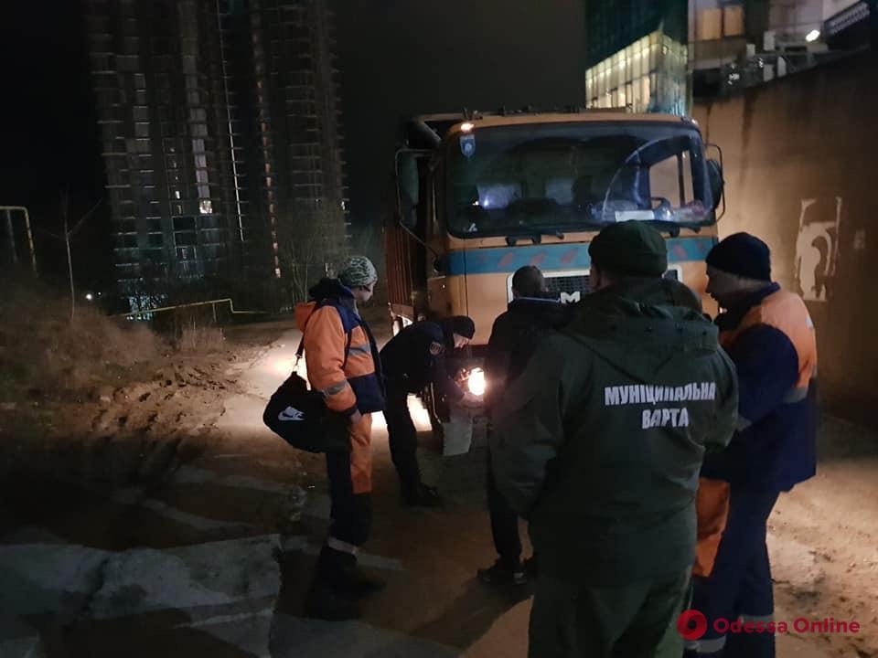 На Трассе здоровья в Одессе произошла стрельба