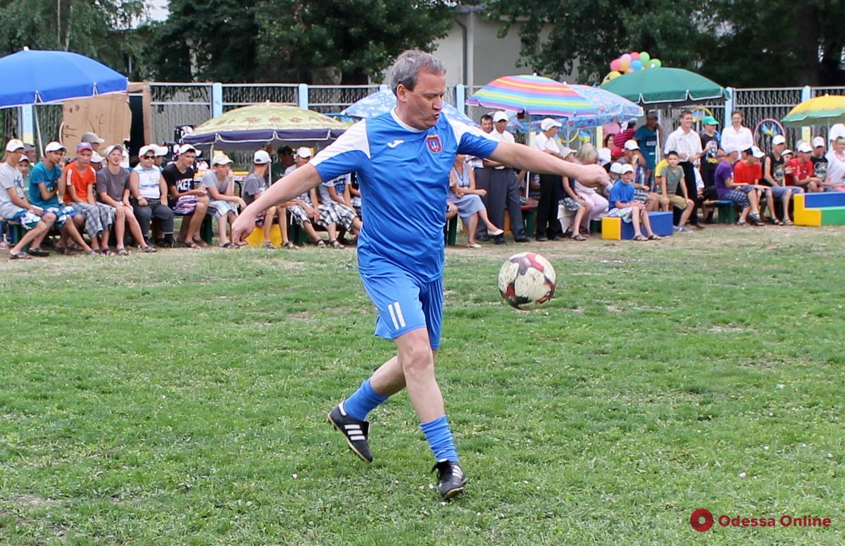 Один из лучших футболистов Одессы будет работать в Федерации футбола Украины