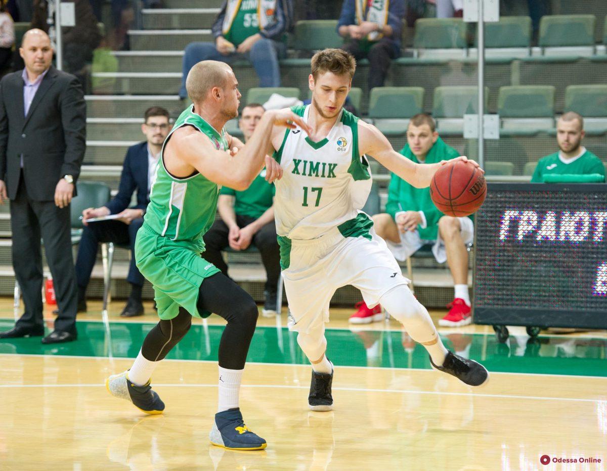 Баскетбол: представители Одесской области дружно проиграли в рамках Суперлиги