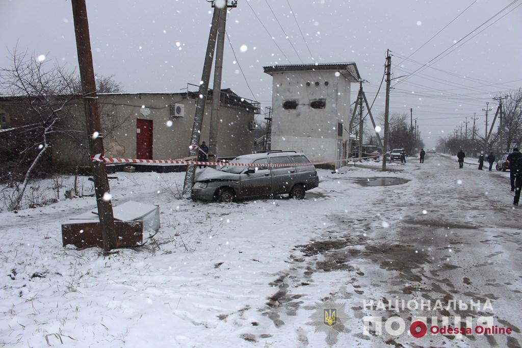 В Одесской области водитель ВАЗа вылетел на обочину и насмерть сбил пенсионерку