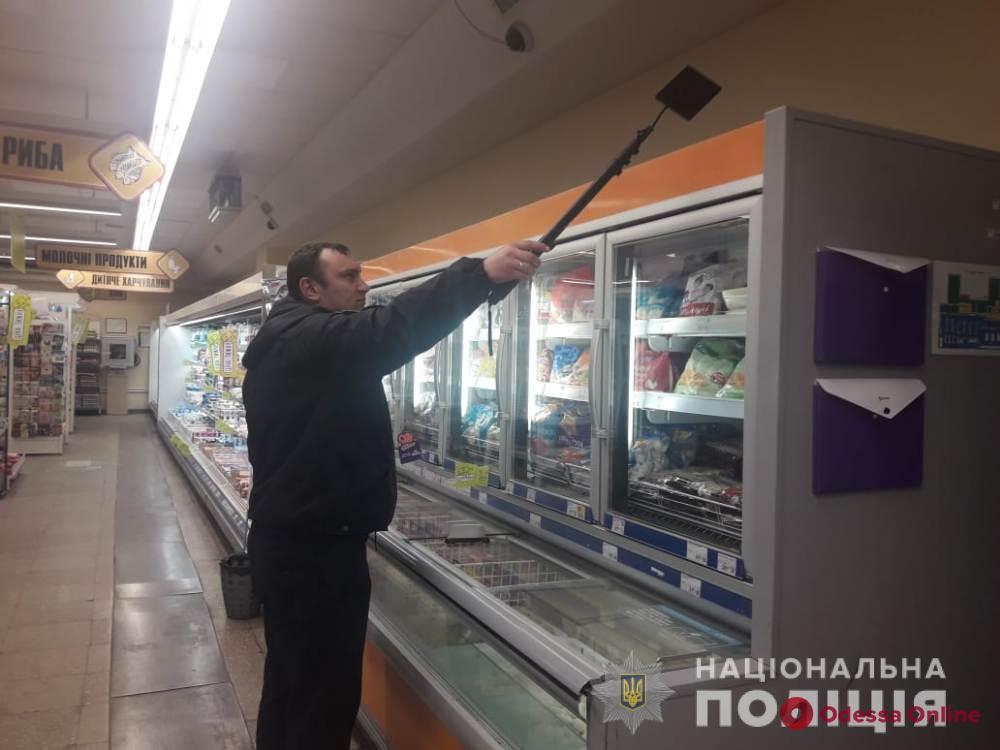 Пьяная одесситка грозилась взорвать супермаркет на Черемушках