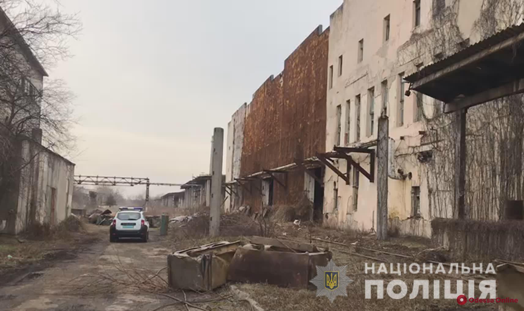 Упал с высоты: под Одессой погиб 64-летний рабочий