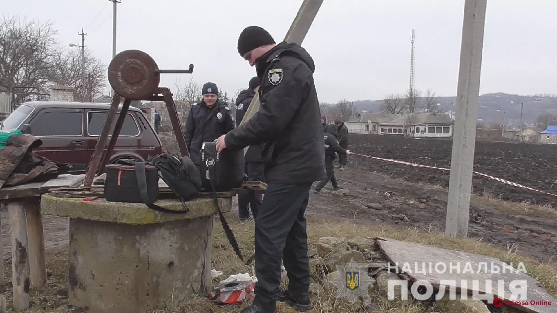 В Одесской область парень забил до смерти пенсионера