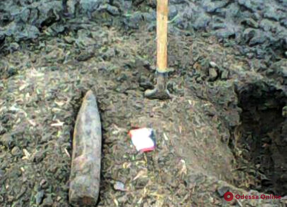 С начала года в Одесской области нашли почти 4 тысячи боеприпасов