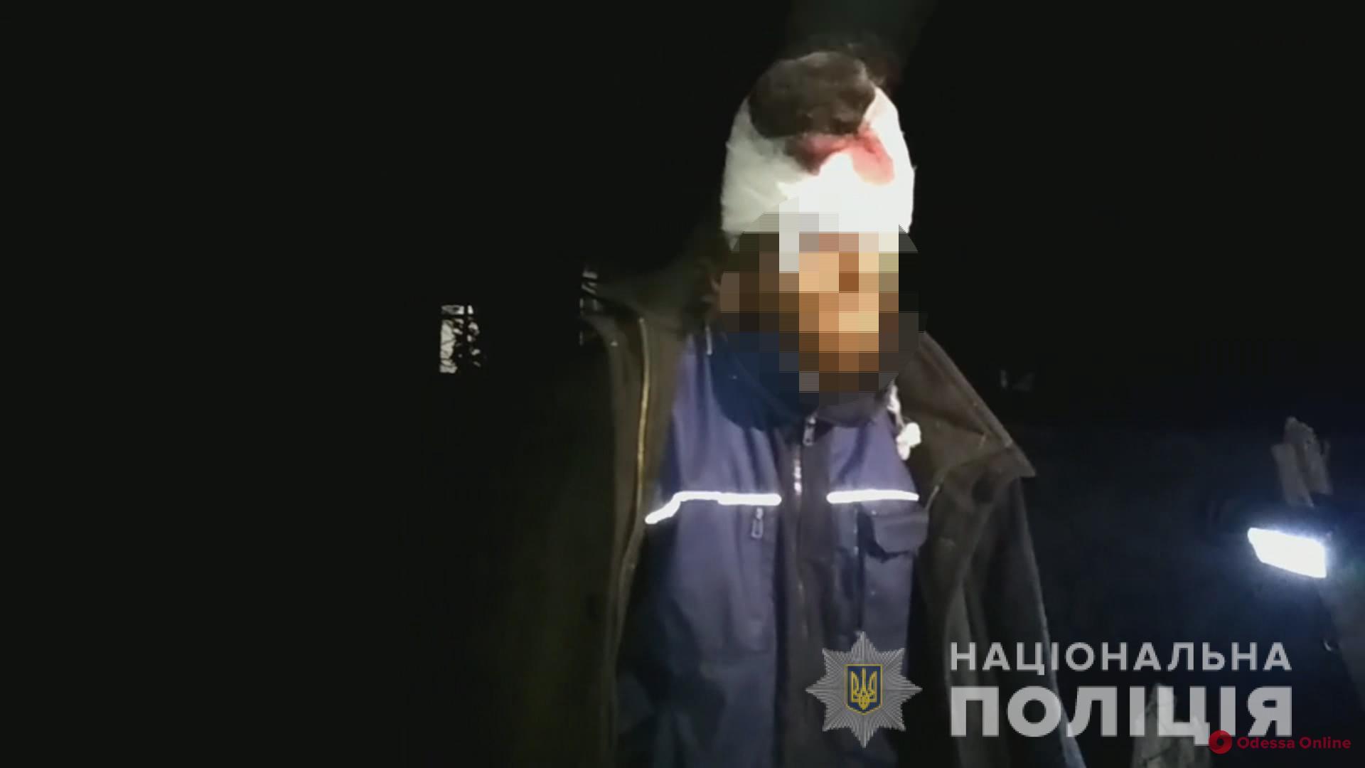 В одесской полиции рассказали подробности задержания «убийцы на лошади» (видео)