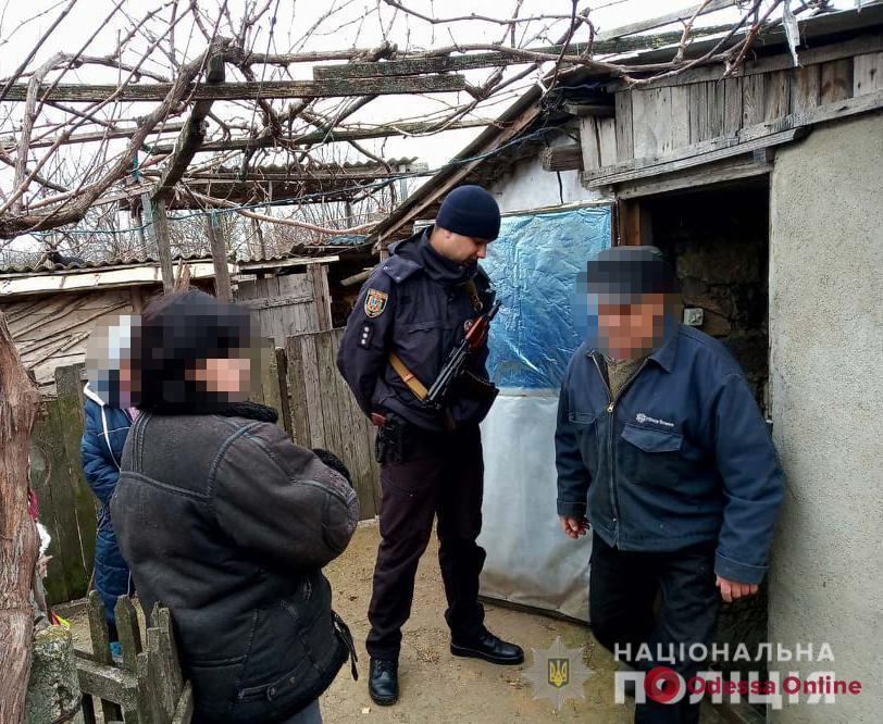 В Одесской области домашний тиран пойдет под суд