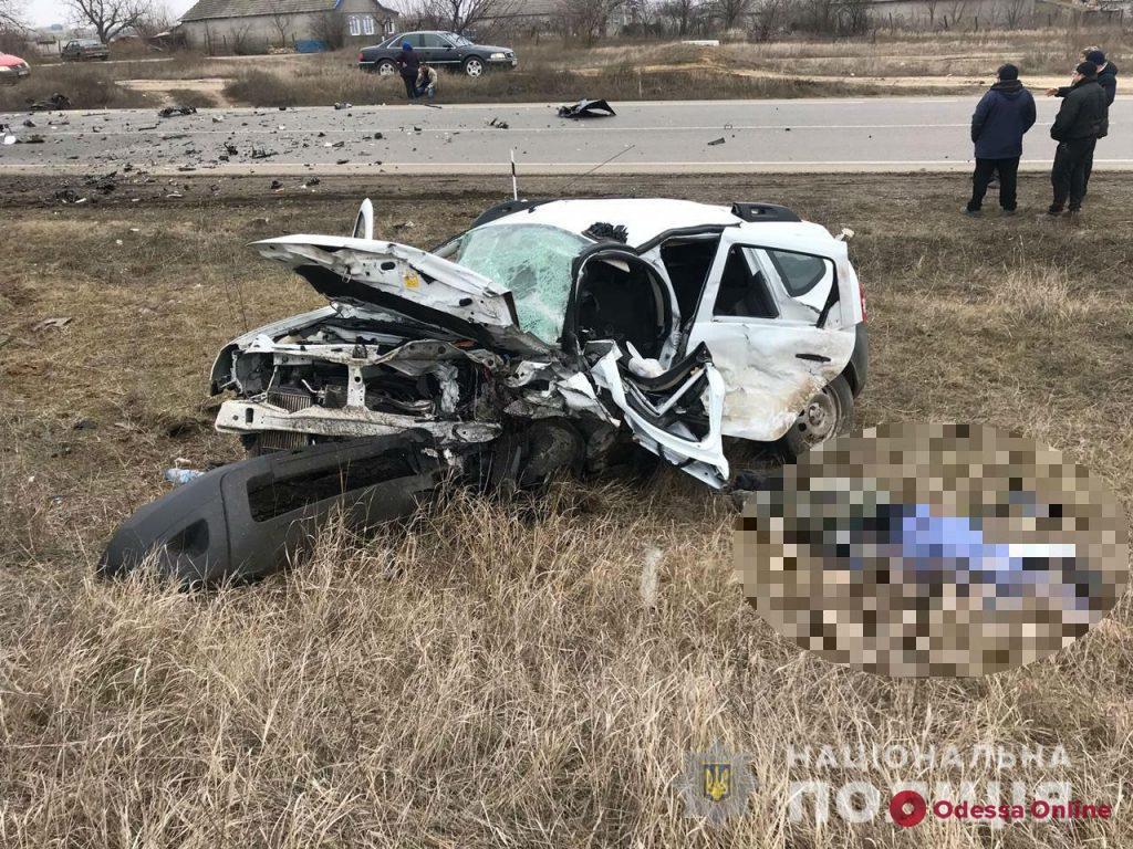 В Одесской области в результате ДТП погибли два человека