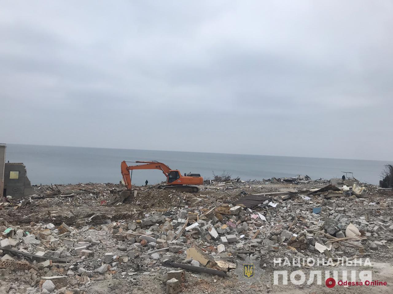 На побережье в Одесской области обнаружили опасную находку
