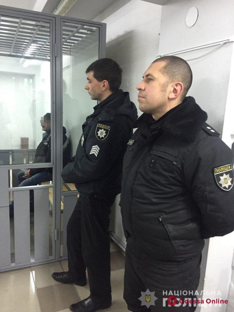 Убийство одесситов в Николаеве: суд взял стрелка под стражу