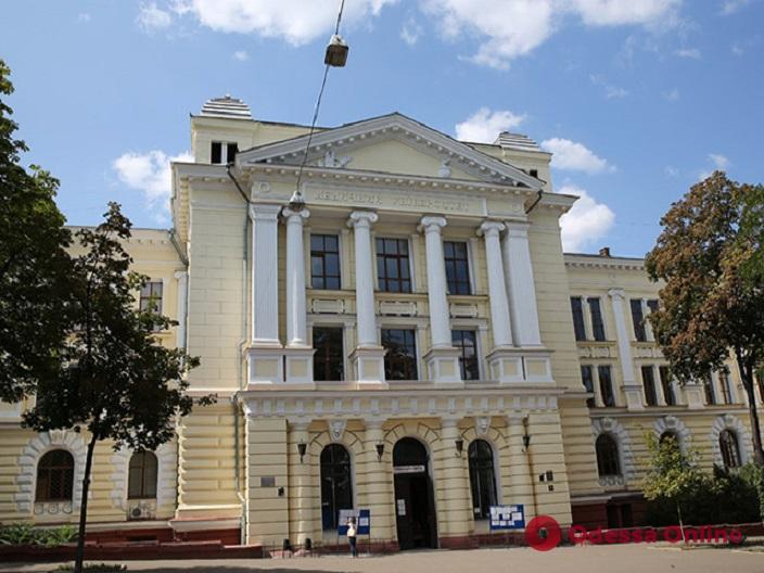 Одесский медуниверситет обжалует решение суда об отключении электроэнергии и закрытии корпусов
